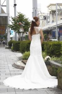 マーメードドレス