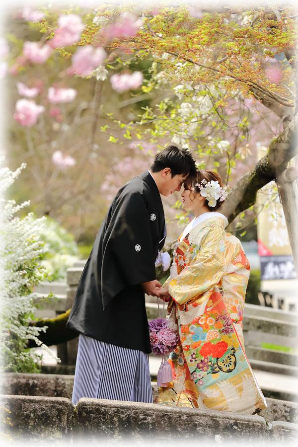 岐阜公園の前撮り、川原町はお任せください!